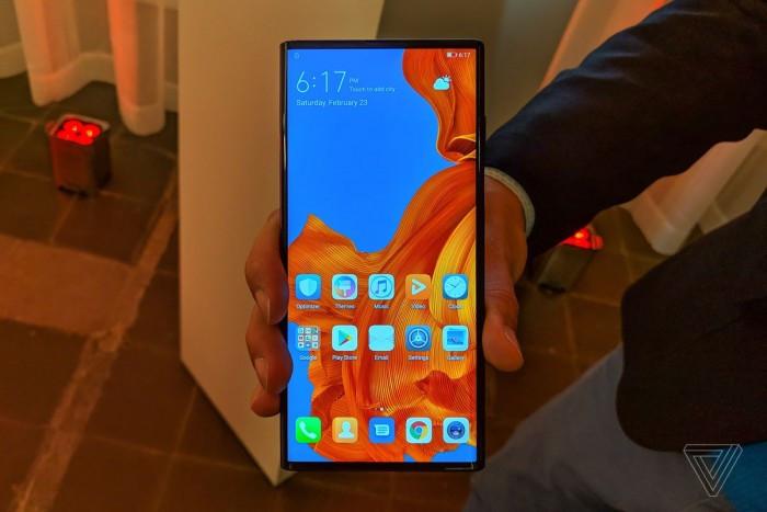 Huawei Mate X 真机图赏与简评:约合1.75万人民币的照片 - 13