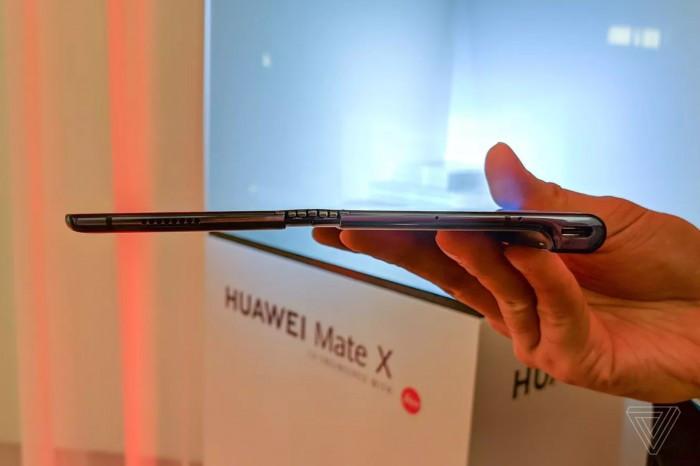 Huawei Mate X 真机图赏与简评:约合1.75万人民币的照片 - 9