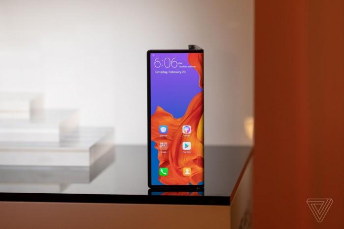 Huawei Mate X 真机图赏与简评:约合1.75万人民币的照片 - 15