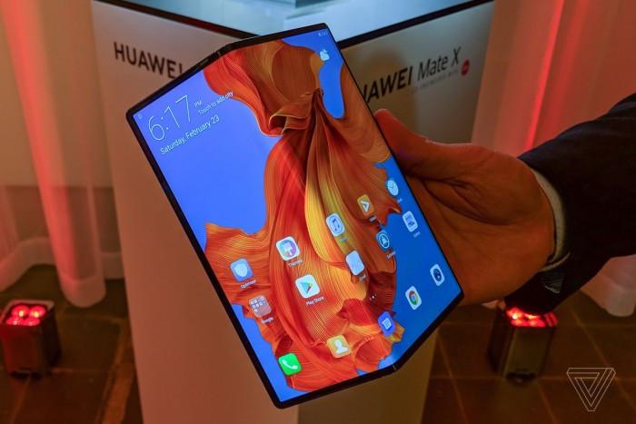 Huawei Mate X 真机图赏与简评:约合1.75万人民币的照片 - 14