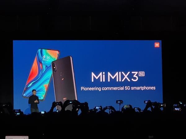 为啥小米MIX3首发5G 小米9却没这待遇?的照片 - 5