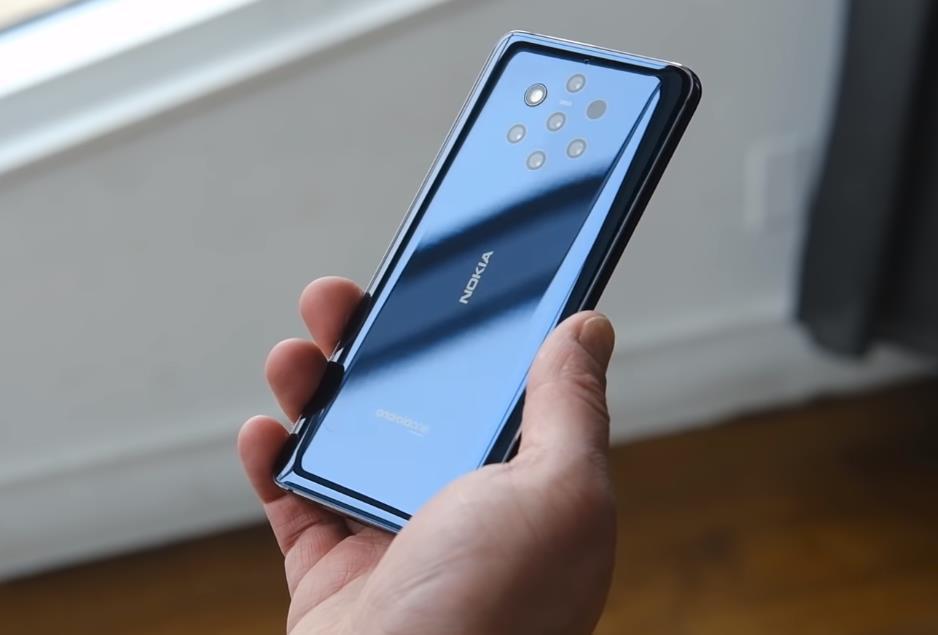 拍照机皇归来 Nokia 9 PureView五摄旗舰手机发布的照片 - 19