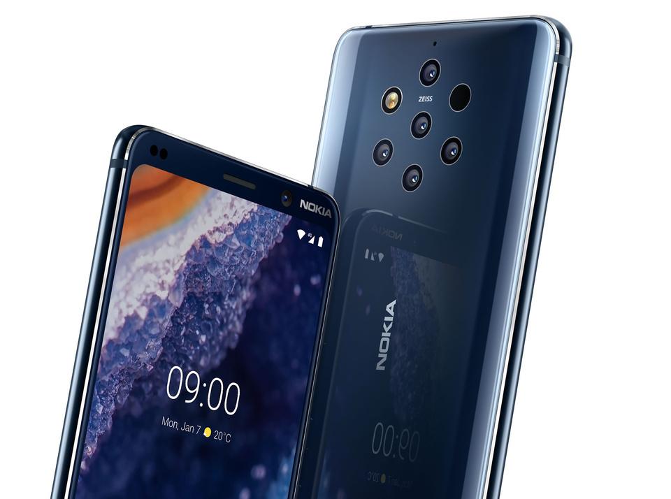 拍照机皇归来 Nokia 9 PureView五摄旗舰手机发布的照片 - 8