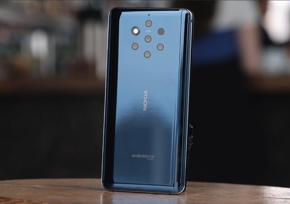 拍照机皇归来 Nokia 9 PureView五摄旗舰手机发布的照片 - 15