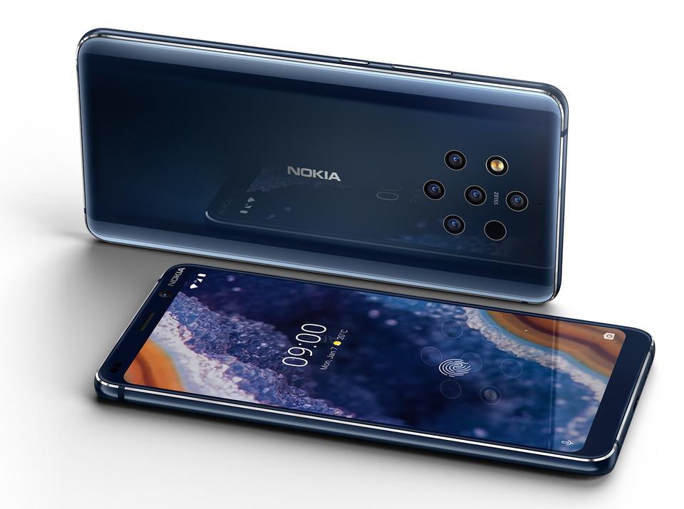 拍照机皇归来 Nokia 9 PureView五摄旗舰手机发布的照片 - 7