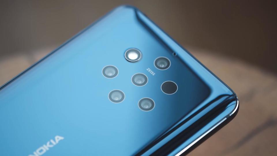 拍照机皇归来 Nokia 9 PureView五摄旗舰手机发布的照片 - 18