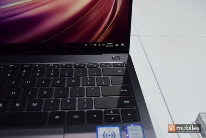 华为MateBook X Pro(2019)现场上手简评的照片 - 8