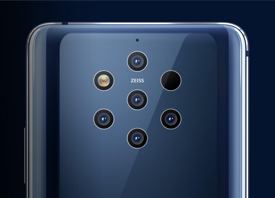 拍照机皇归来 Nokia 9 PureView五摄旗舰手机发布的照片 - 4