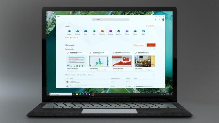 网页端Office 365已启用全新图标