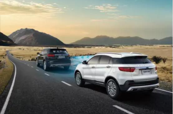 福特领界打造安全舒适型SUV实力派