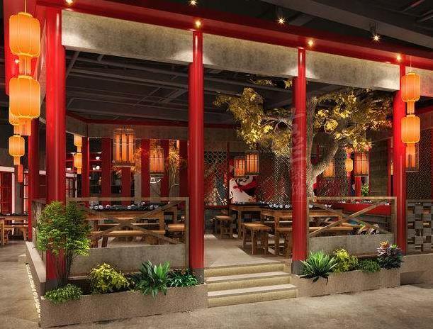火锅店设计注意事项 海陆嘉宴全方位为您完美设