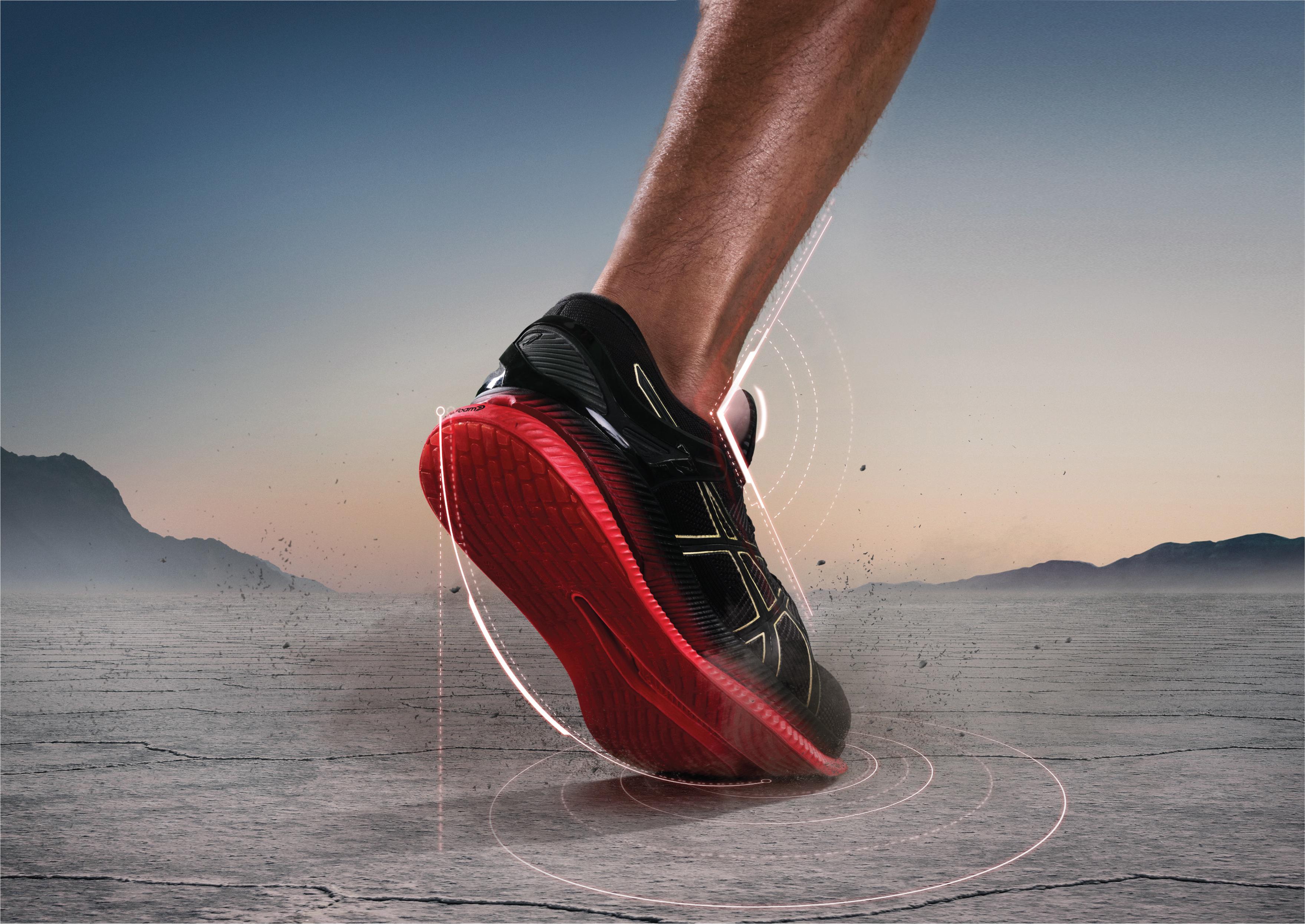 ASICS亚瑟士革命性鞋款METARIDE瞩目首发 重新定义专业长跑体验