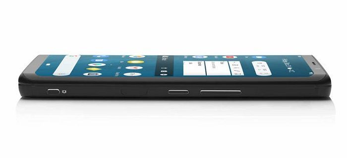 F(x)tec发布Pro 1智能机 采用侧滑式实体键盘设计的照片 - 3