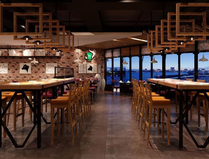 餐厅设计有哪些需要注意的地方?来海陆嘉宴看