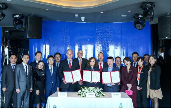雅高集团与明宇商旅深度合作 携手打造北京索菲特酒店项目