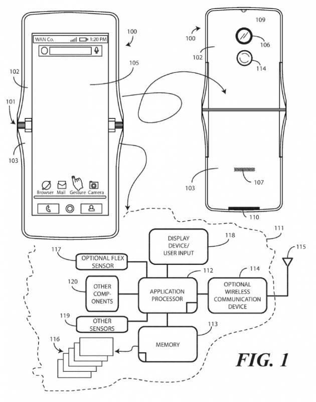 摩托罗拉折叠屏手机曝光 高管暗指华为Mate X寿命短的照片 - 2