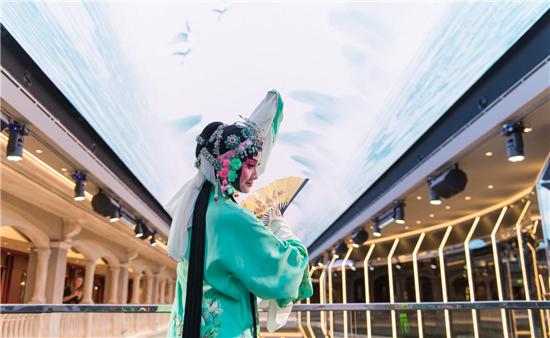 中国时刻盛大亮相地中海荣耀号,航海世家致敬中国文化
