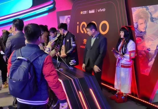 全民焕新节重磅新品:vivo iQOO苏宁尝鲜亮相的照片 - 2