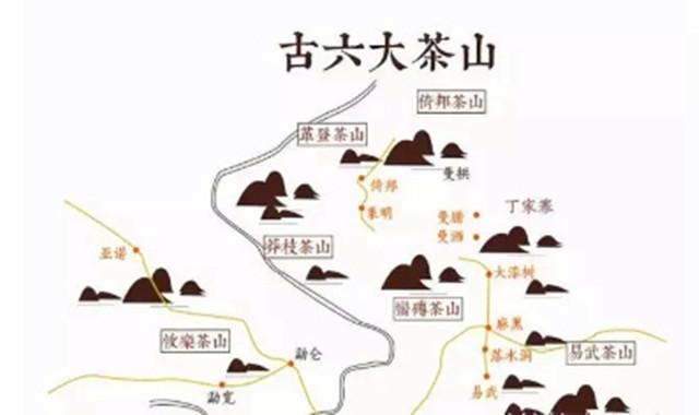 【春畅预售】易武落水洞,岂止那棵仙逝的茶树王?