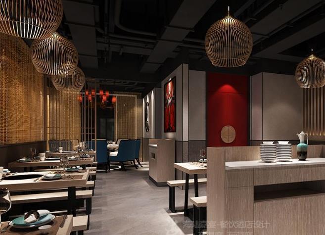 海陆嘉宴告诉你餐厅设计有哪些鲜为人知的注意