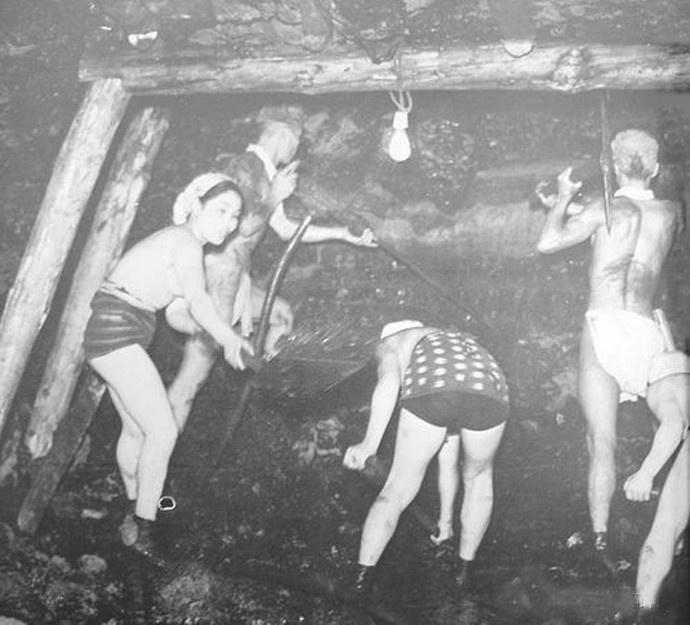 二战时期比日本鬼子更疯狂的日本女人