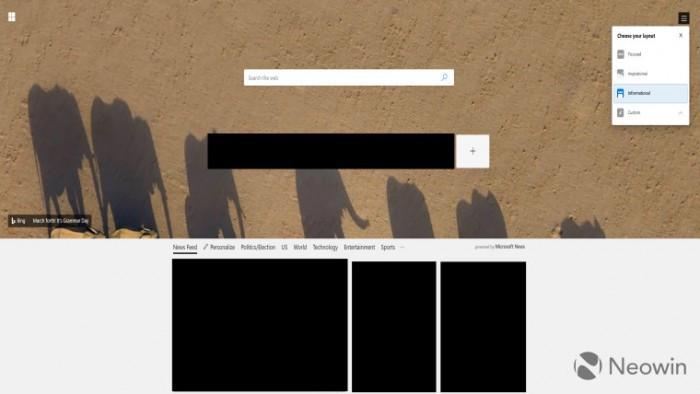 基于Chromium的新版Edge截图曝光:扩展更丰富的照片 - 2