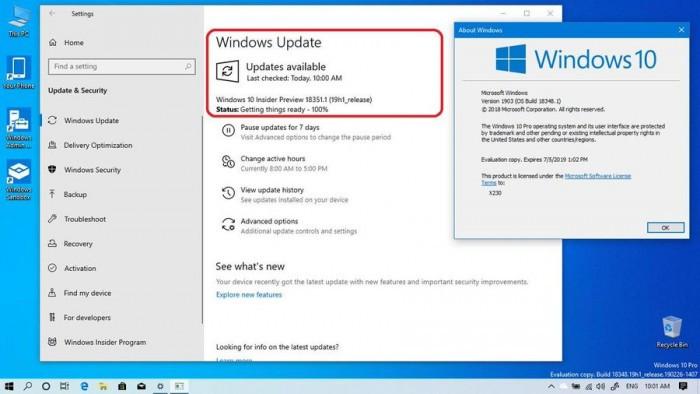 Win10 Build 18351发布:反作弊软件和创新声卡问题仍未修复的照片 - 3