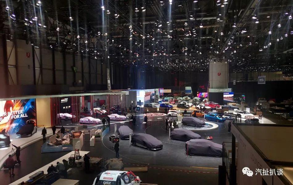 为什么日内瓦车展引领作用还不如上海车展