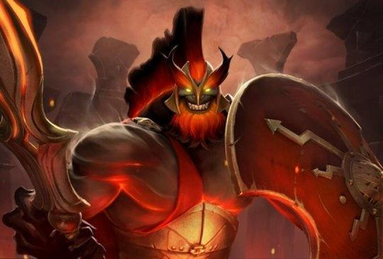 DOTA2推出新英雄,网友吐槽:是你!欧叔! 游戏相关 第1张