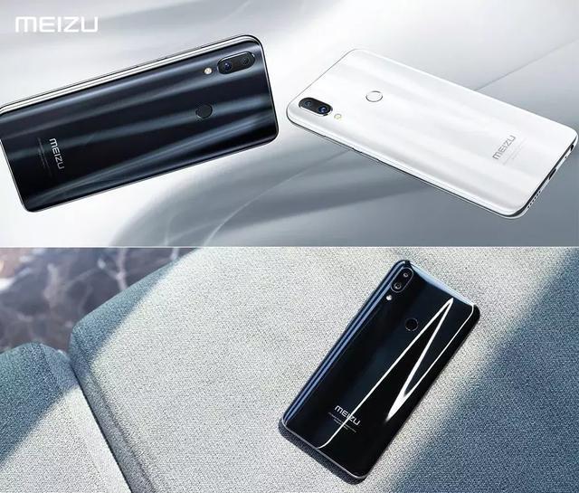 魅族Note9发布:800万元定制水滴屏 售价1398元起的照片 - 2