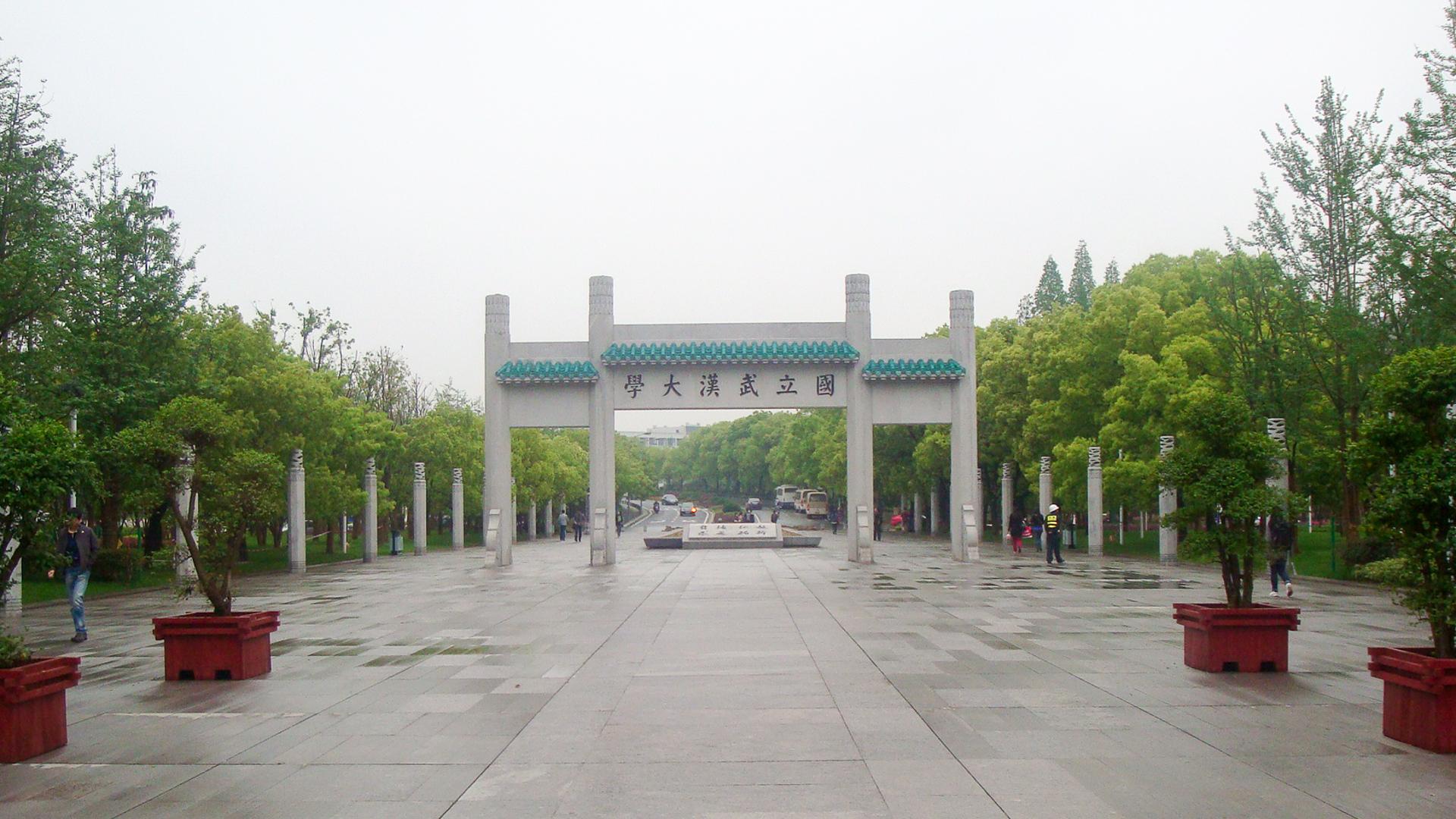 喜欢武汉大学的风景吗?你会给武汉大学打几分呢?