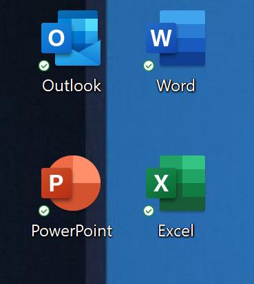 Office for Mac最新预览版已启用新版图标的照片 - 3