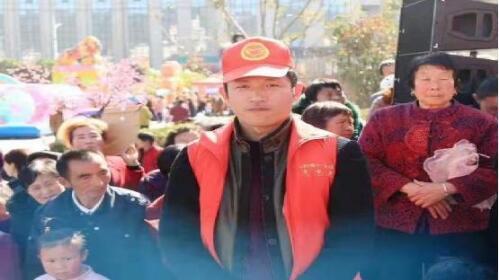 记陕西山阳县优秀志愿者阮国平的先进事迹