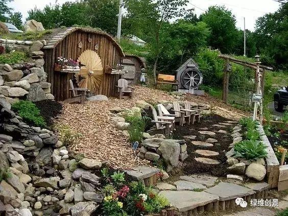 當鄉村遇上創意景觀,美哭了!