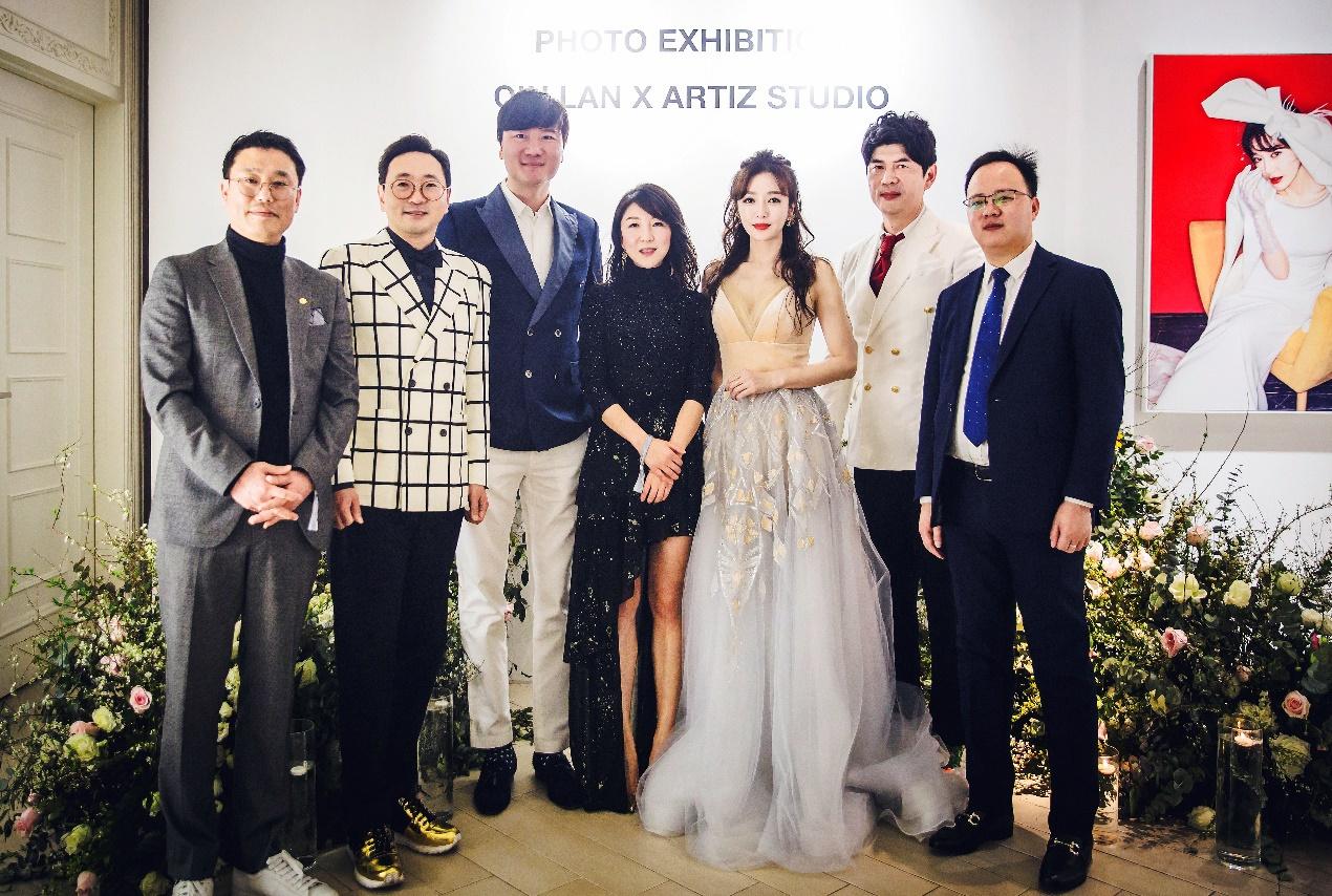 韩国艺匠2019SSARTIZ PARIS系列全球首发