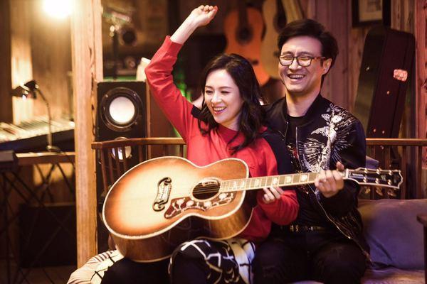 汪峰直男情话章子怡:当我有一天不在了,我的歌可以陪你