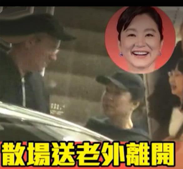 林青霞首次正面回应离婚传闻:有点可笑,没放心上