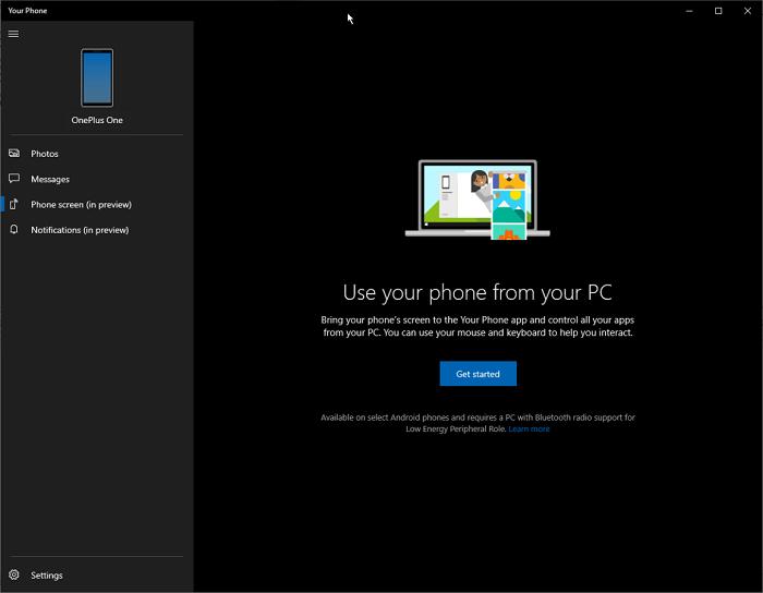 微软更新Your Phone应用 为Win10带来更强大的功能的照片 - 3