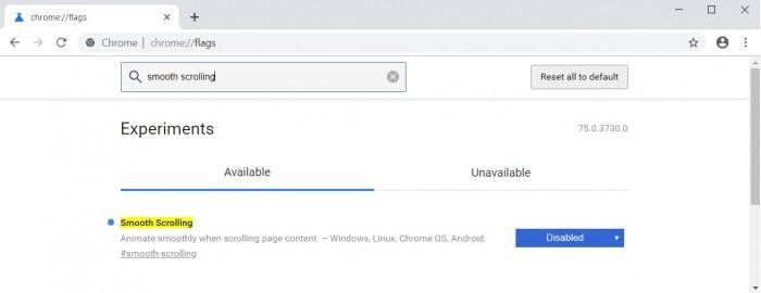 微软为Chrome Canary再作贡献 带来更流畅的页面滚动的照片 - 2