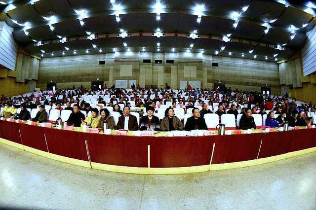 亳州市老年人体育协会成立十周年庆典隆重举行