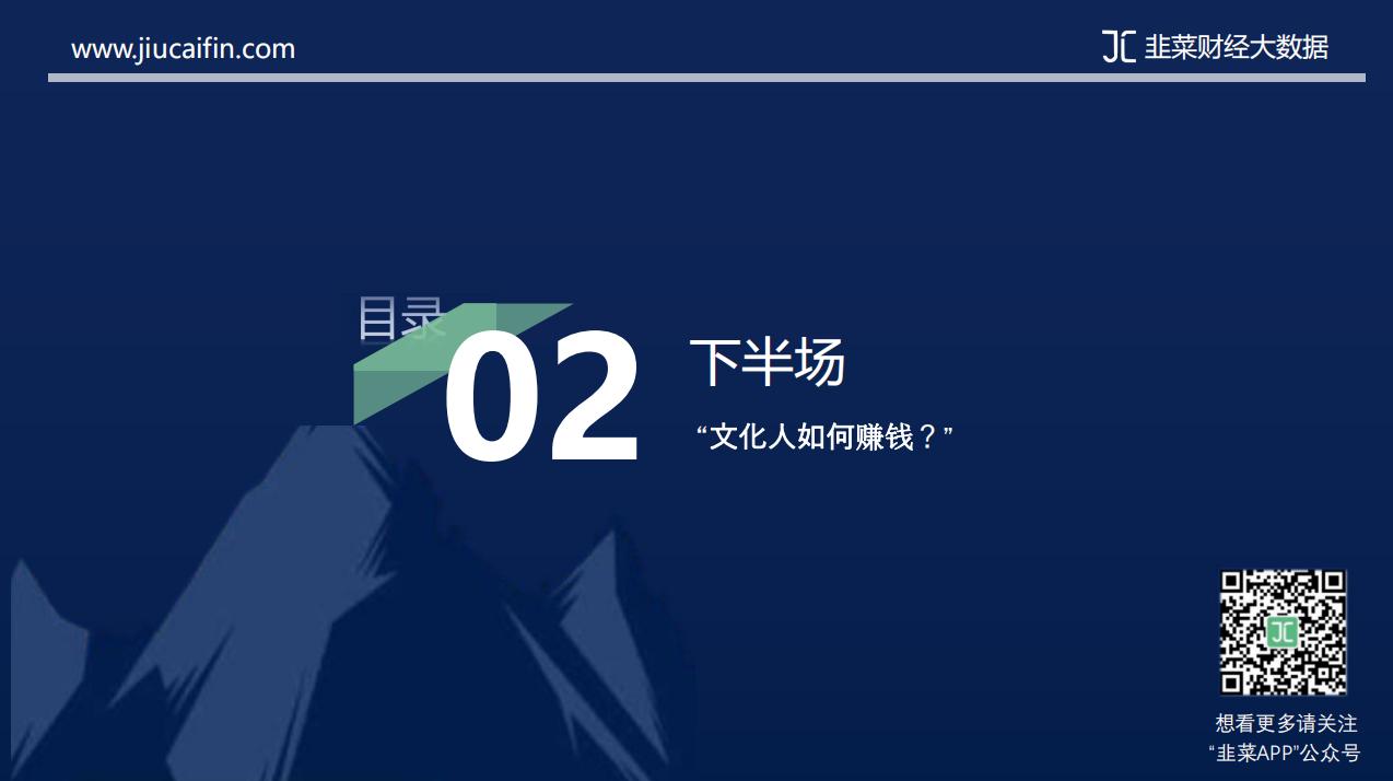 韭菜财经大数据:《2019年内容创业市场报告》插图12
