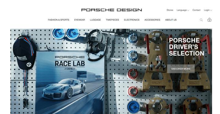 奢侈品体验Porsche Design BOOK ONE为logo买单