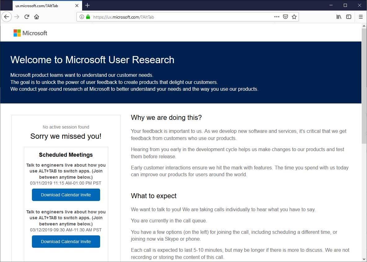 微软举办在线交流会:如何在Win10中使用Alt-Tab让工作更高效的照片 - 3