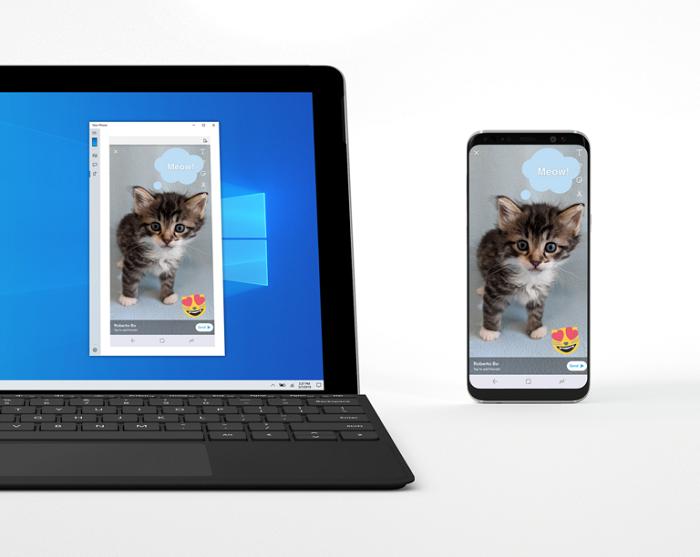 Win10 Build 18356预览版带来了桌面Android应用支持的照片 - 2