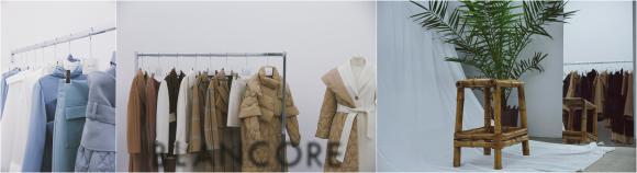 Blancore 2019 in巴黎时装周ShowRoom