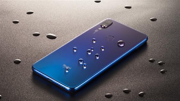 红米Note 7 Pro邀请函:倒上水神奇一幕出现了的照片 - 1