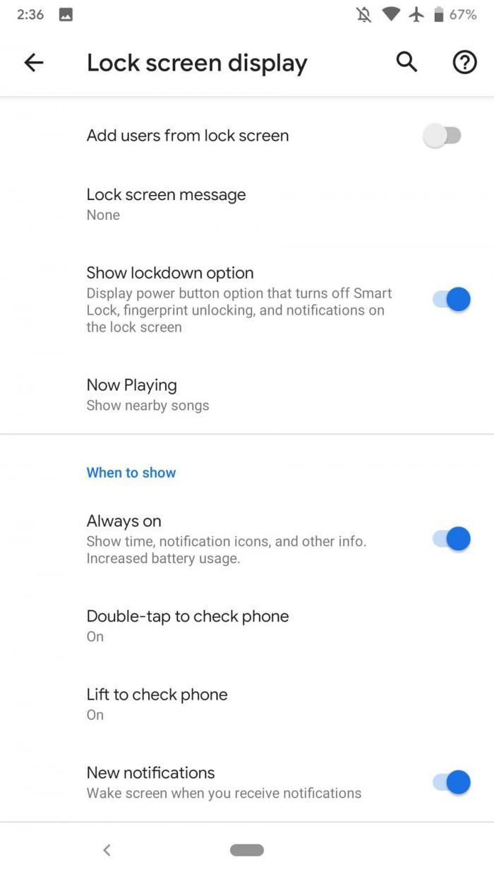 一文快速了解Android Q Beta 1都有哪些新功能的照片 - 31