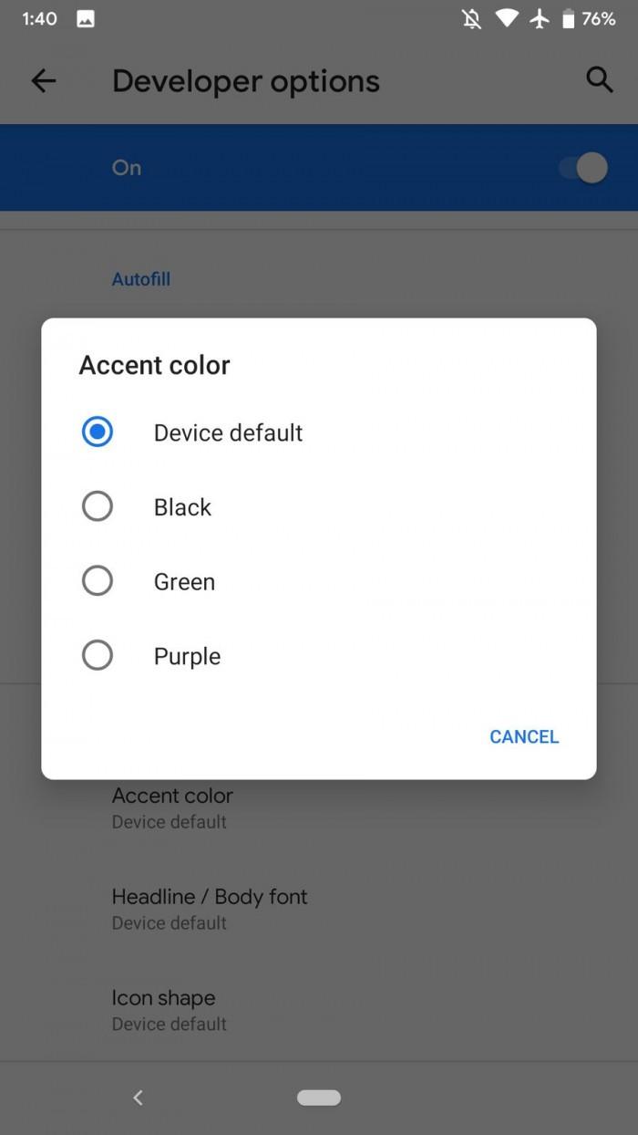 一文快速了解Android Q Beta 1都有哪些新功能的照片 - 21
