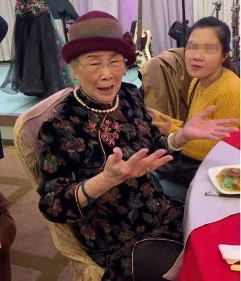 梅艳芳母亲申请二次破产 讨女儿遗产为过95岁大寿