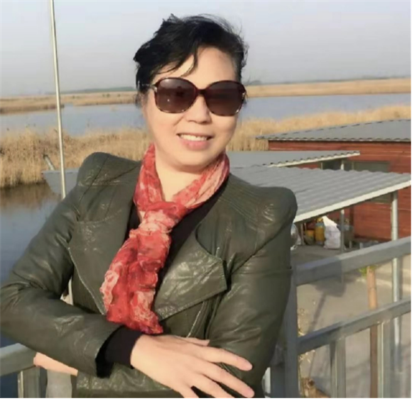 专访国画名家李芹老师